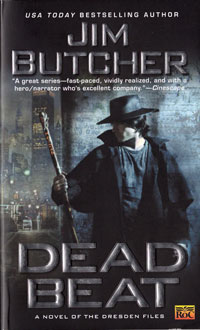 Front cover of Dead Beat