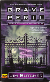 Cover of Grave Peril