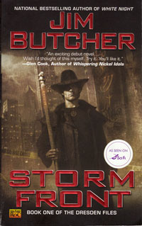Front Cover of Storm Front