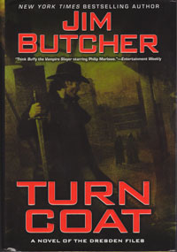Front cover of Turn Coat